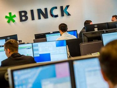 BinckBank-trading