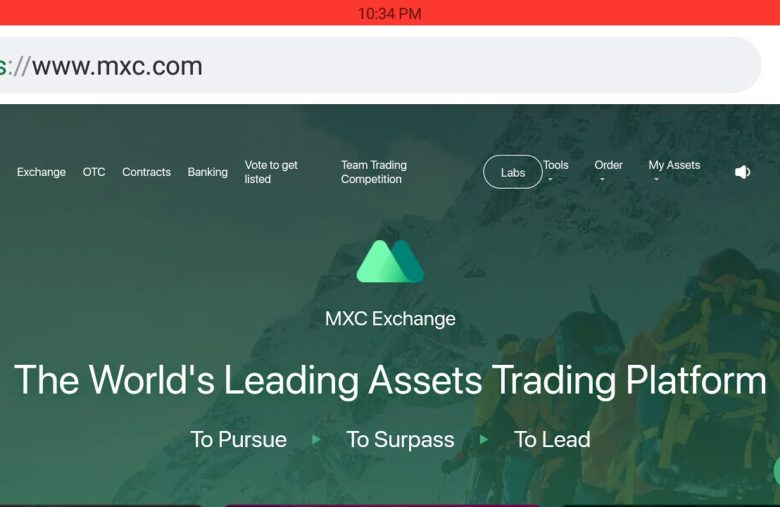 mxc-homepage