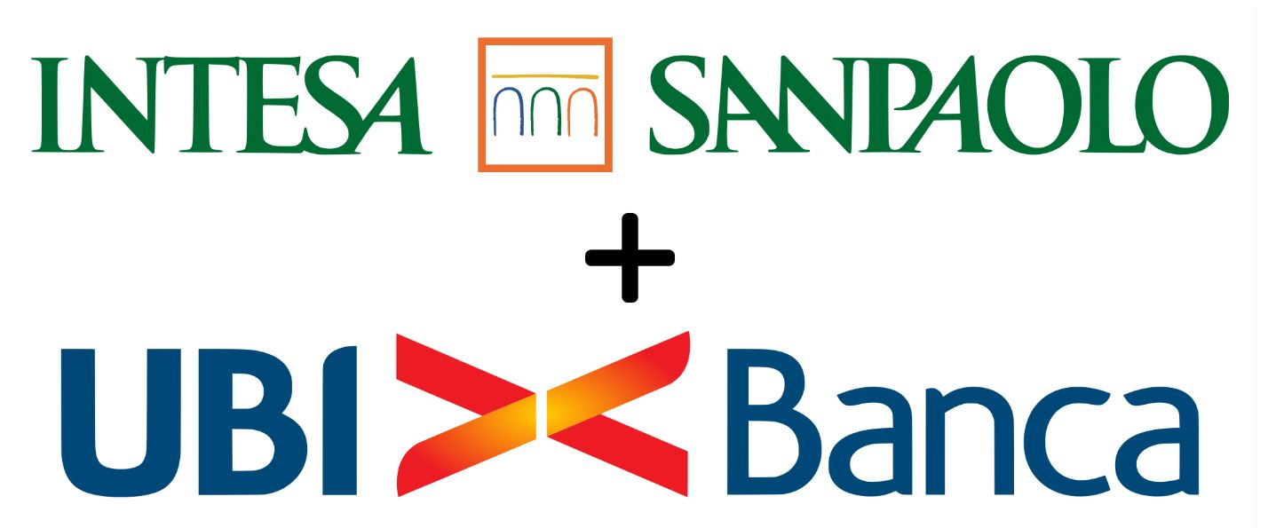 Intesa San Paolo acquisisce UBI Banca