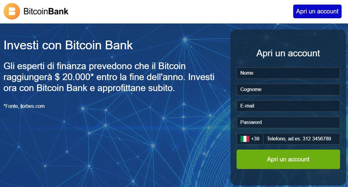 Bitcoin Trader 2021 truffa? Recensioni e opinioni - Mercati24