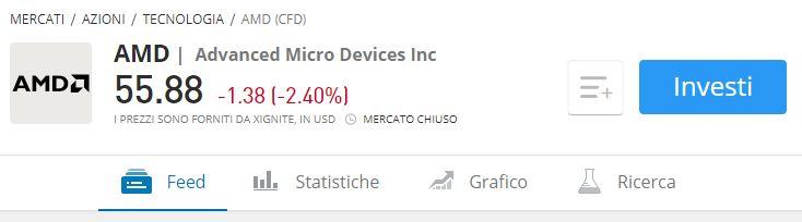comprare azioni AMD etoro - Copia