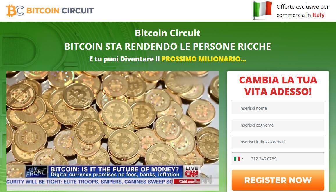 è commerciato bitcoin