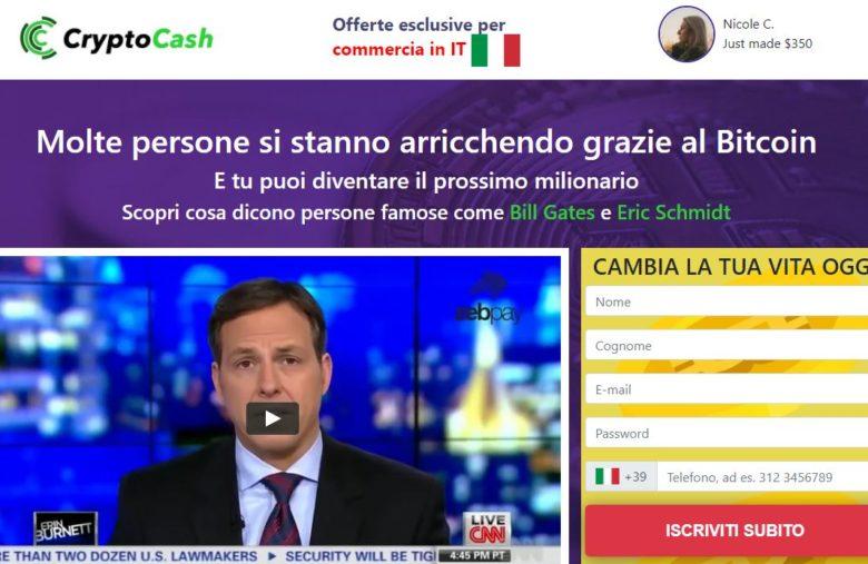 Cos'è Crypto Cash