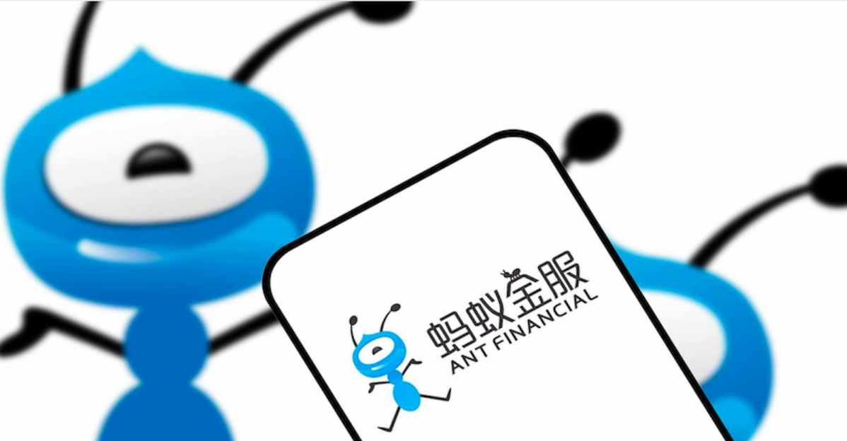 Modello di business Ant Financial