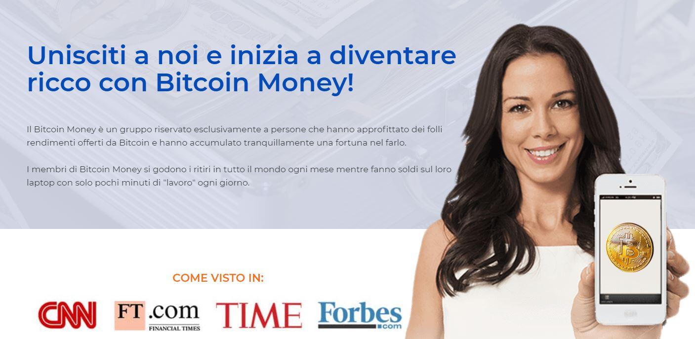 Bitcoin Money funziona