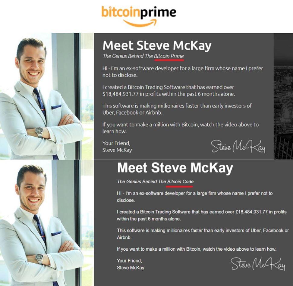 Bitcoin Prime amazon