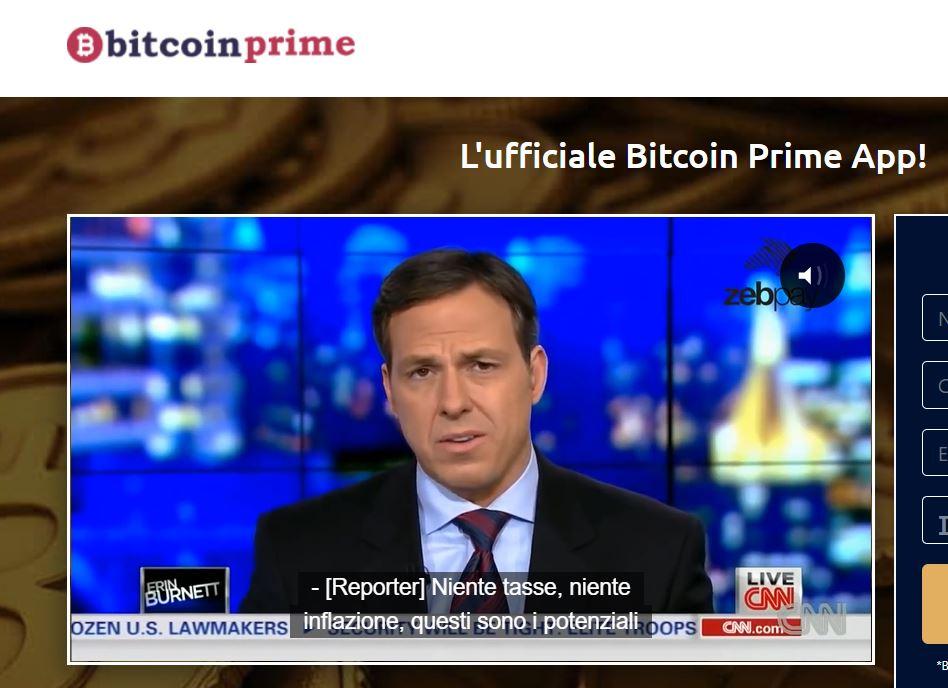 Bitcoin Prime come funziona
