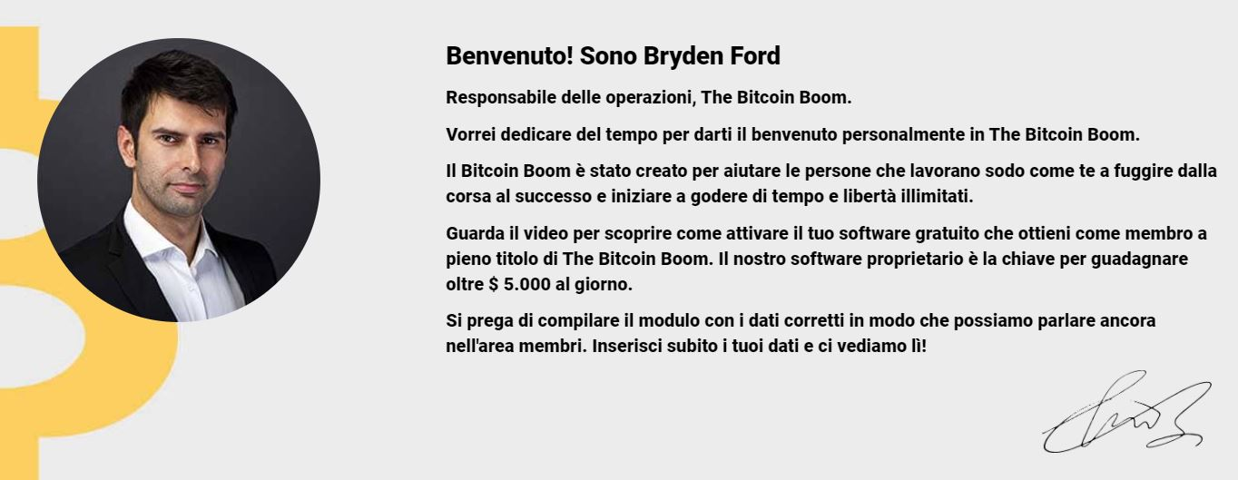 Cos'è Bitcoin Boom