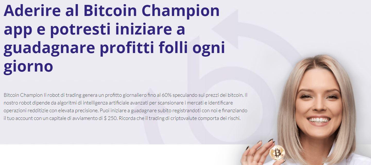 Cos'è Bitcoin Champion
