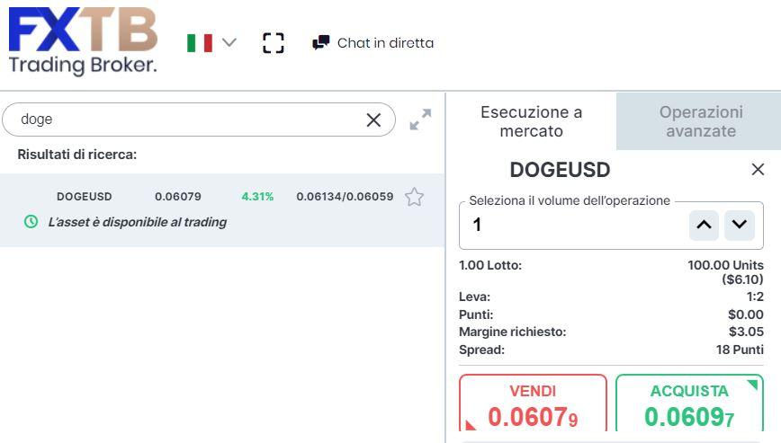 comprare dogecoin su forextb