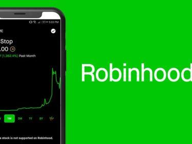 comprare azioni robinhood