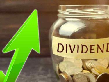 comprare azioni con dividendi