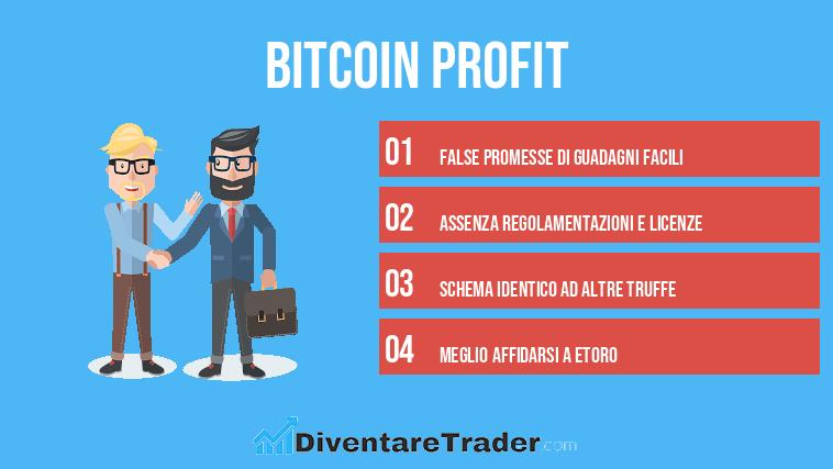 Bitcoin Profit Truffa ? Recensioni e Opinioni - Migliorbrokerforex.net