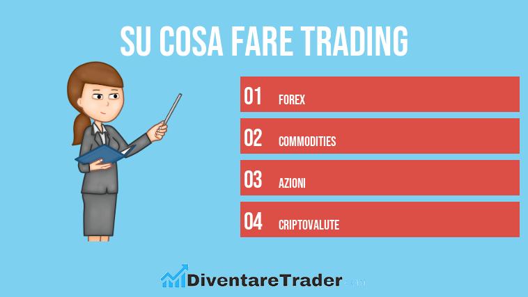 diventare trader da zero scambio bitcoin istante