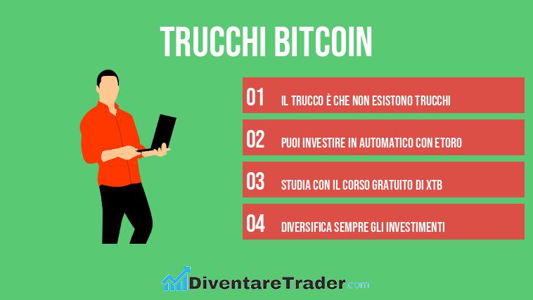 Guadagnare con i bitcoin 2021