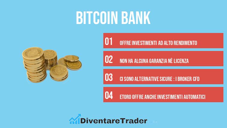 Bitcoin Bank : Si guadagna davvero o è una truffa? Scopri ...